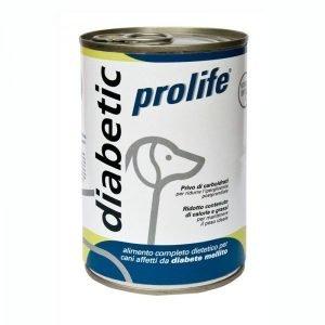 PROLIFE Diabetic Wet Dog 400g